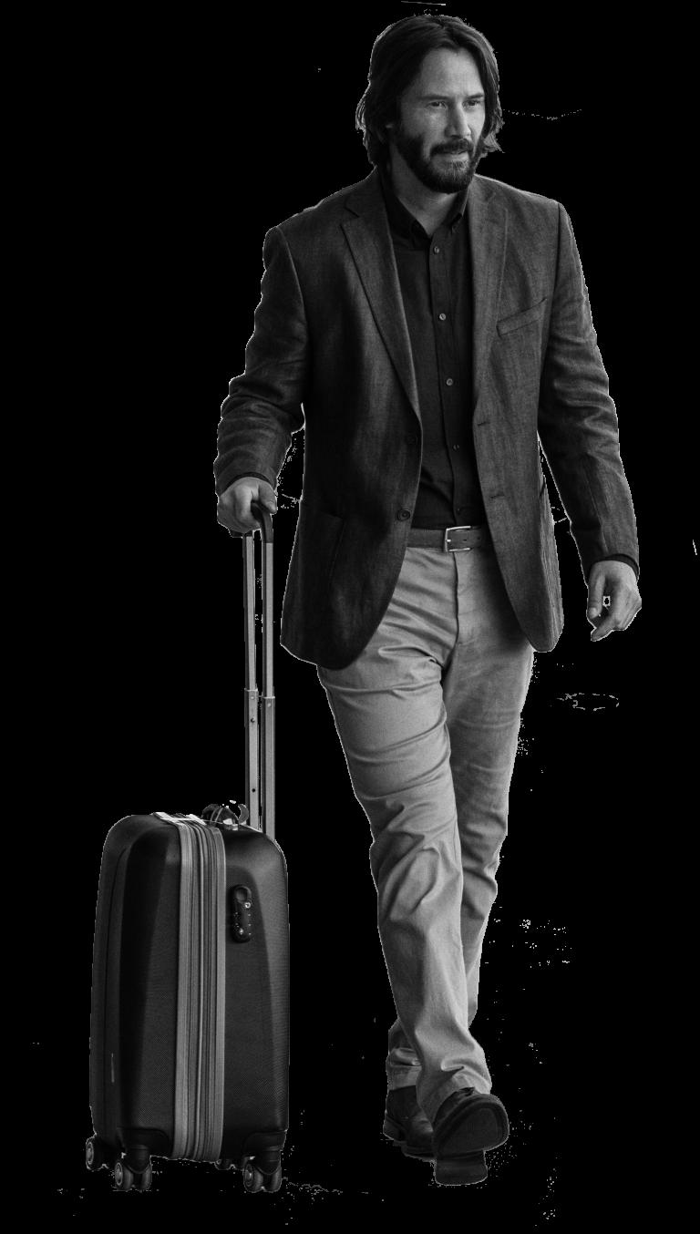Keanu Reeves in Destinazione Matrimonio