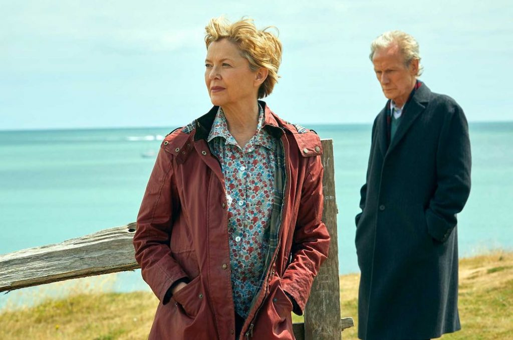 Annette Bening e Bill Nighy