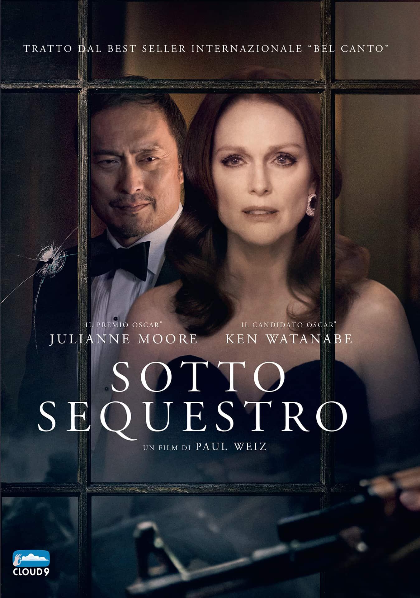 Locandina di Sotto Sequestro con Julianne Moore e Ken Watanabe