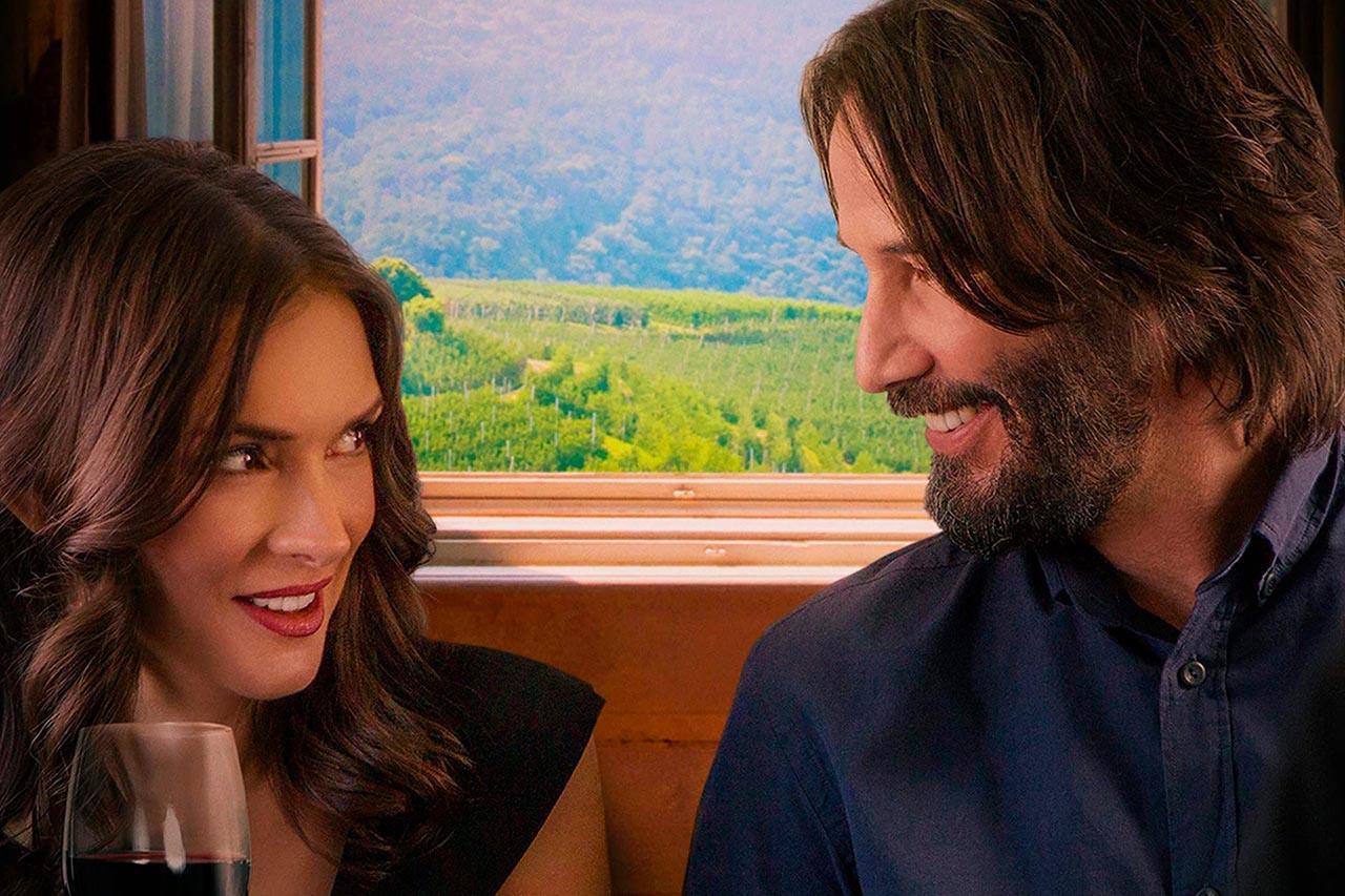 Winona Ryder e Keanu Reeves in Destinazione Matrimonio