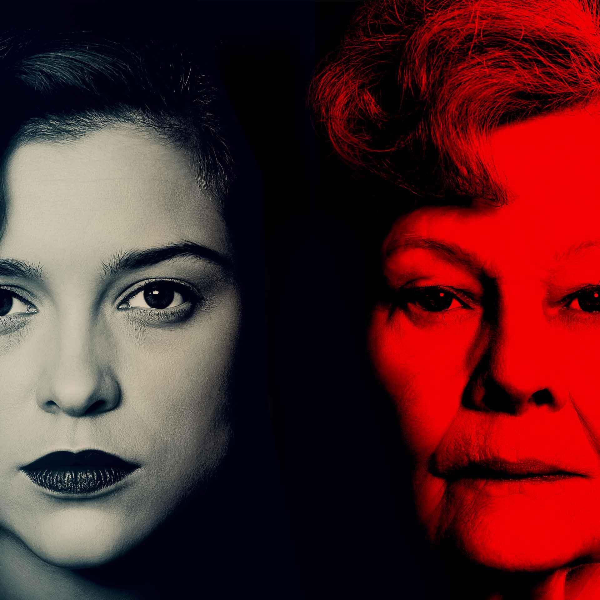 Red Joan e Sophie Cookson in Red Joan