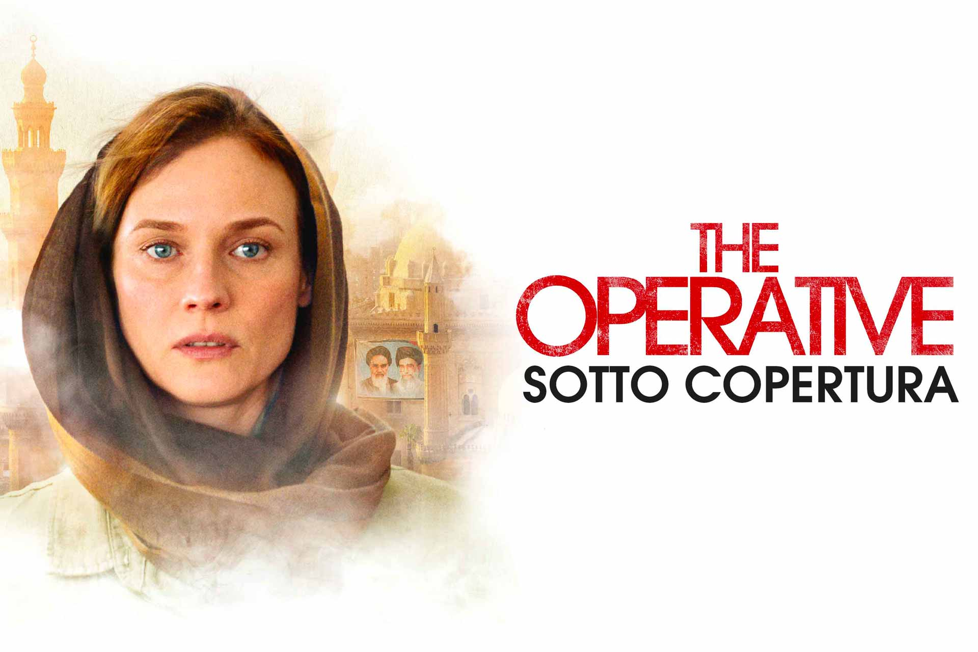 Diane Kruger in The Operative - Sotto Copertura