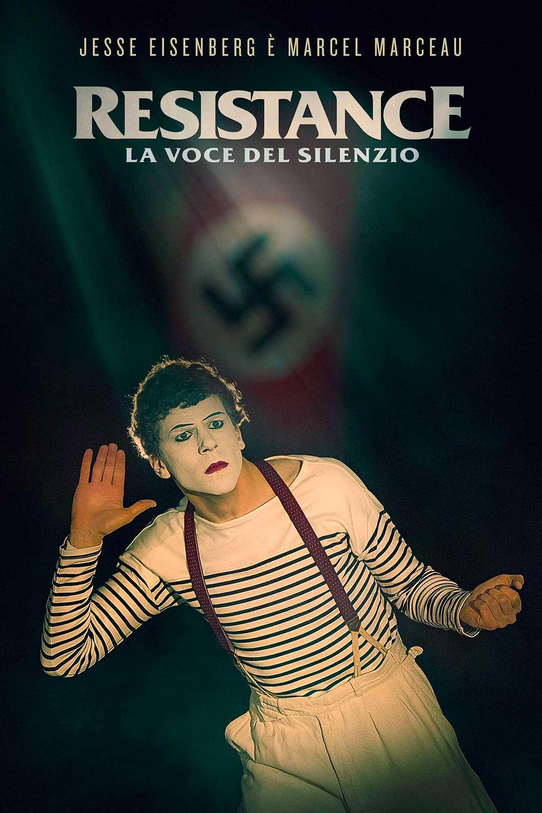 Resistance - La voce del silenzio - locandina