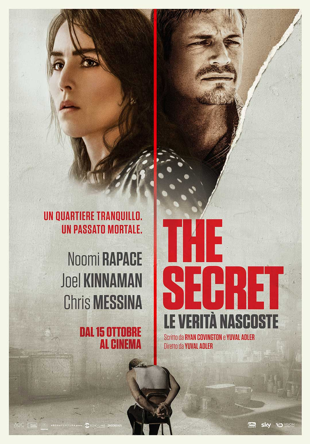 The Secret • al cinema dal 15 ottobre