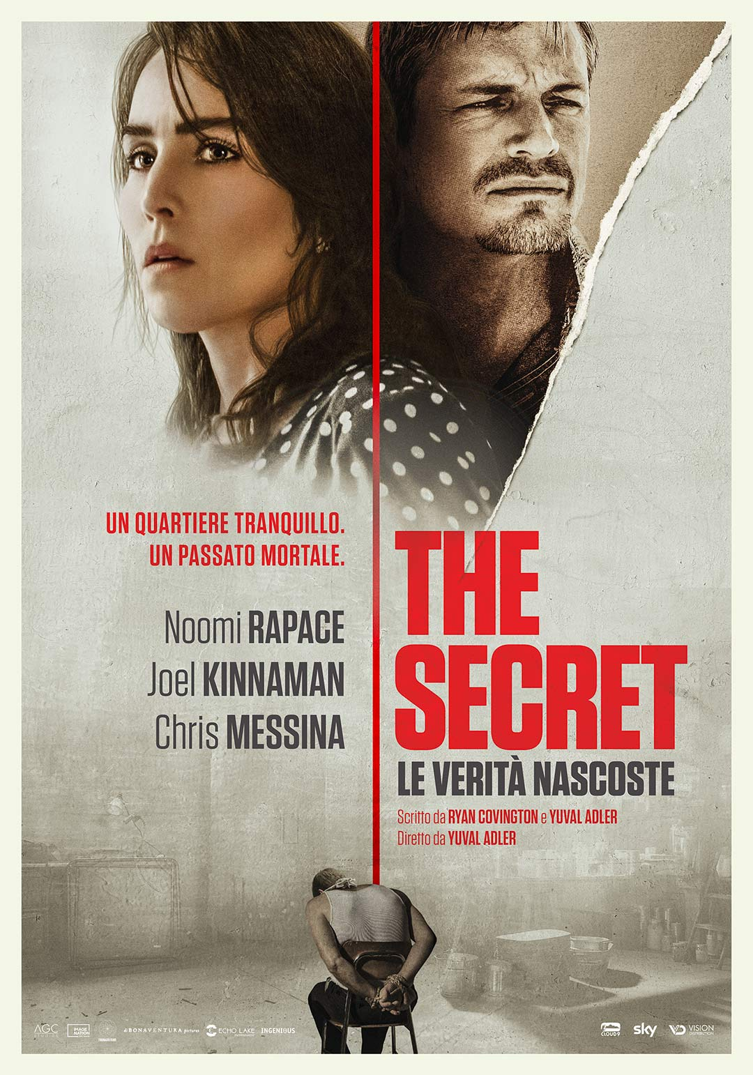 The secret, Le verità nascoste - poster