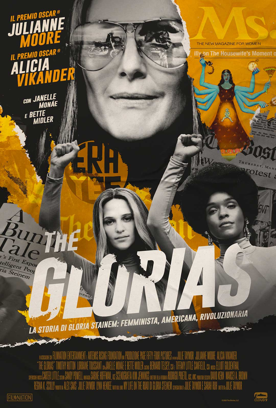 THE GLORIAS: un travolgente invito all'azione