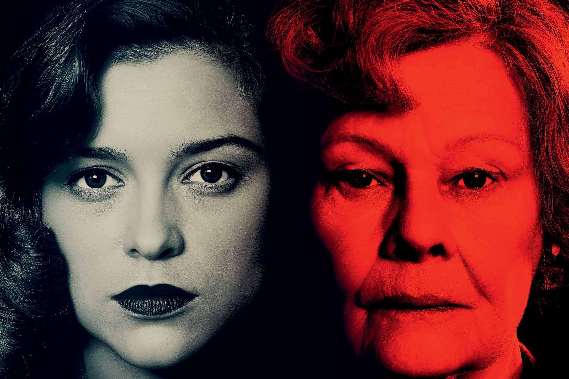Red Joan con Judi Dench