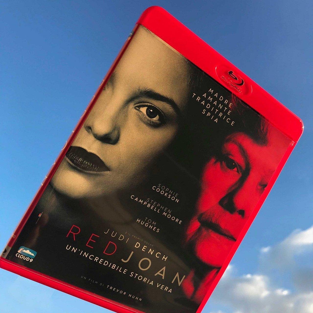 Red Joan disponibile in blu-ray