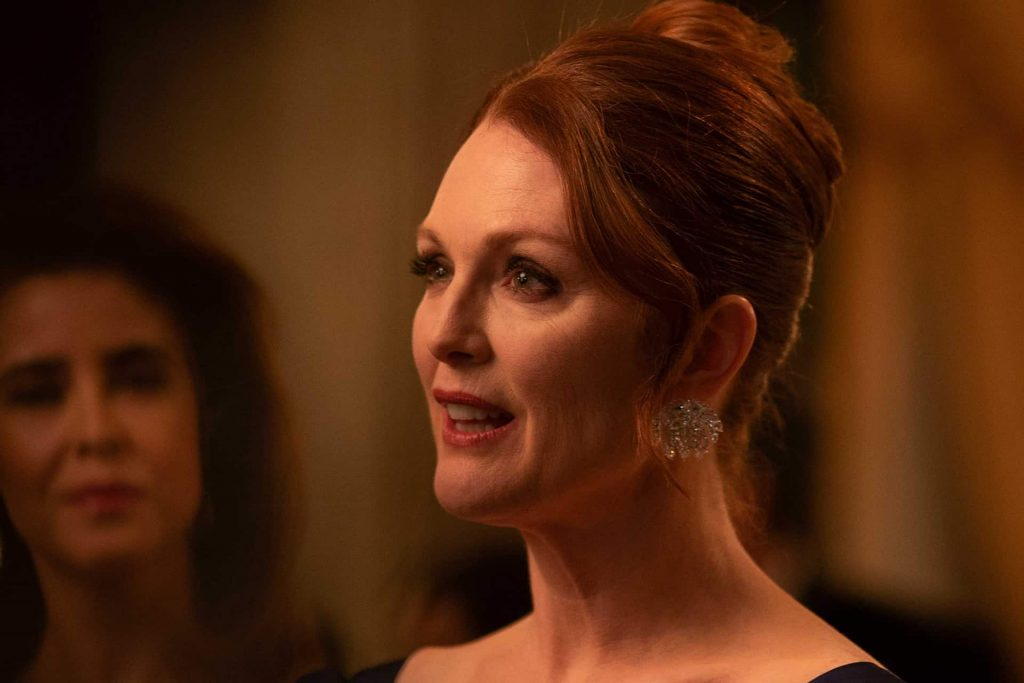 Sotto Sequestro Julianne Moore